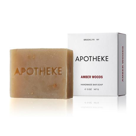 Amber Woods Bar Soap
