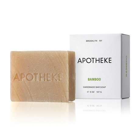 Bamboo Bar Soap