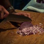 Asian Set // Santoku + Paring Knife