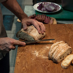 "Kotai Bread Knife // 8"" Serrated Blade"