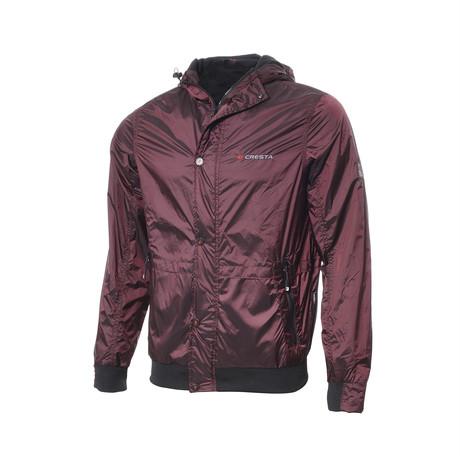 Raincoat // Claret Red (S)