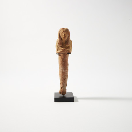 New Kingdom Terracotta Ushabti // c. 1292 - 1075 BC