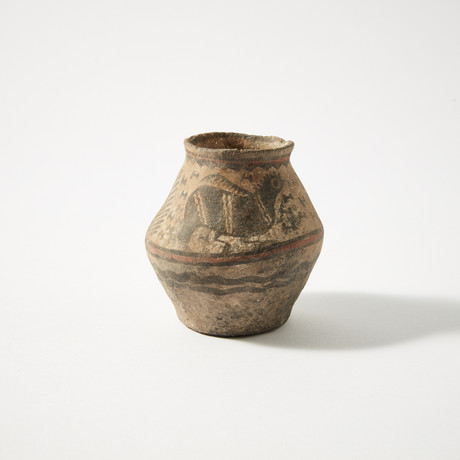 Harappan Ceramic Jar // Indus Valley, c. 2500 - 1800 BC