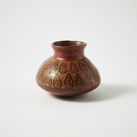 Nazca Lines Culture Jar from Peru // c. 200 – 500 AD