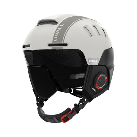Smart Ski Helmet (Gray)