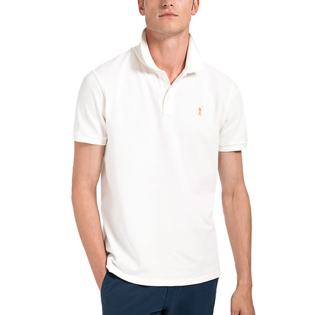 Mini Rigby Polo I // Ecru (S)