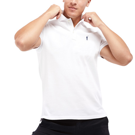 Mini Rigby Polo I // White (S)