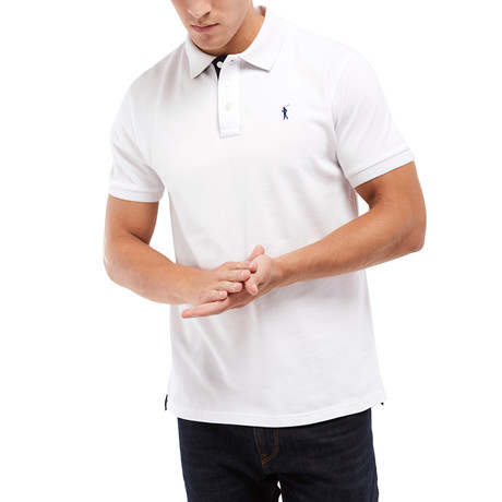 Mini Rigby Polo II // White (S)