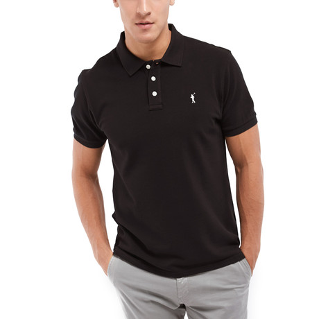 Mini Rigby Polo // Black (S)