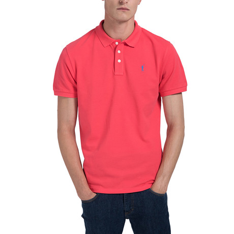 Mini Rigby Polo // Fuchsia (S)
