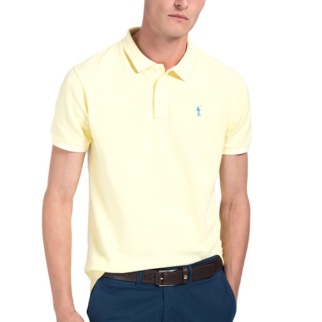 Mini Rigby Polo I // Yellow (S)