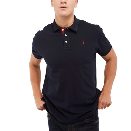 Mini Rigby Polo III // Navy (S)