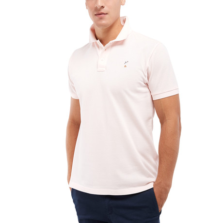 Mini Rigby Polo // Pale Pink (S)