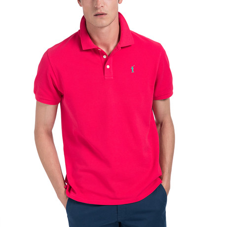 Mini Rigby Polo II // Red (S)