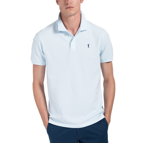 Mini Rigby Polo // Sky Blue (S)