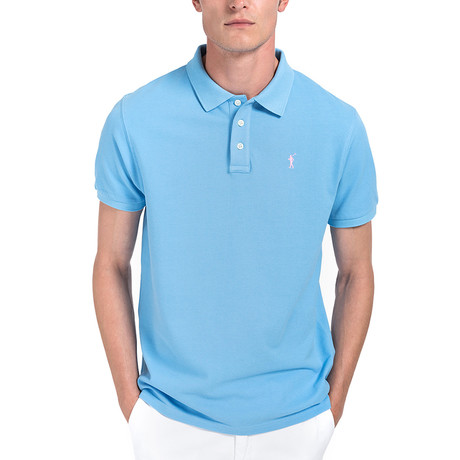 Mini Rigby Polo I // Baby Blue (S)