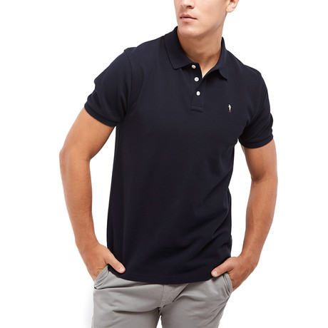 Mini Rigby Polo II // Navy (S)