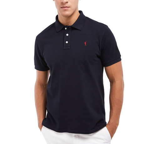 Mini Rigby Polo I // Navy (S)