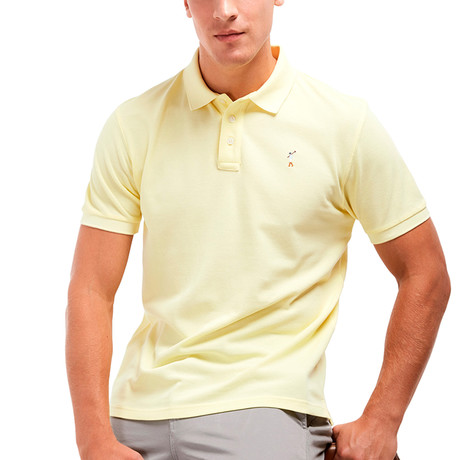 Mini Rigby Polo II // Yellow (S)