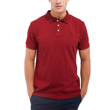 Mini Rigby Polo I // Red (S)