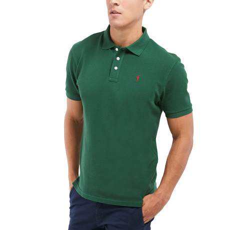 Mini Rigby Polo // Green (S)