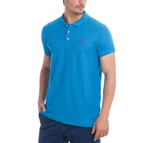 Original Mini Rigby Polo // Twilight Blue (S)