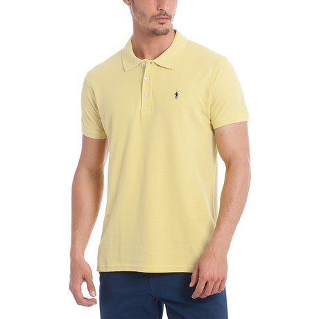 Original Mini Rigby Polo // Yellow (S)