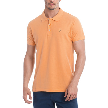 Original Mini Rigby Polo // Peach (S)