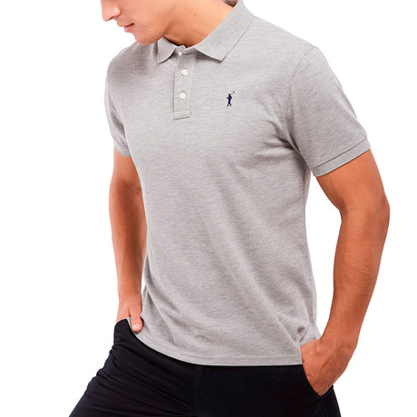Mini Rigby Polo I // Gray (S)