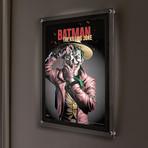 DC Batman (The Killing Joke) // MightyPrint™ Wall Art // Backlit LED Frame
