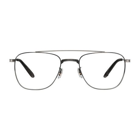 Unisex Riviera Optical Frames // Pewter