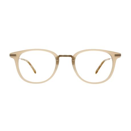 Unisex Kinney Combo Optical Frames // Bone Blonde