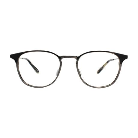 Unisex Kinney M Optical Frames // Chrome