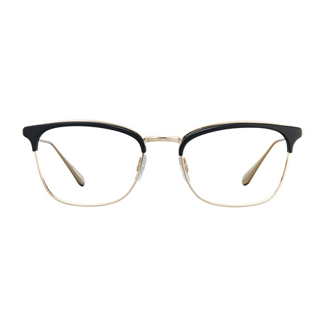 Unisex Talbert Optical Frames // Black + Gold