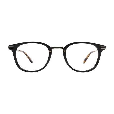 Unisex Kinney Combo Optical Frames // Black + Dark Tortoise