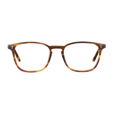 Unisex Boon Optical Frames // Matte Pinewood