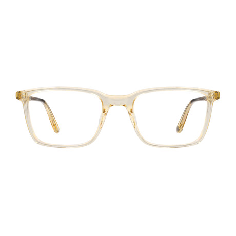 Unisex Marco Optical Frames // Champagne