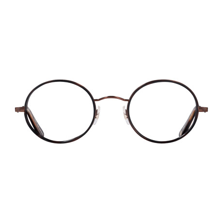 Unisex Linden Optical Frames // Mocha Brandy + Tortoise
