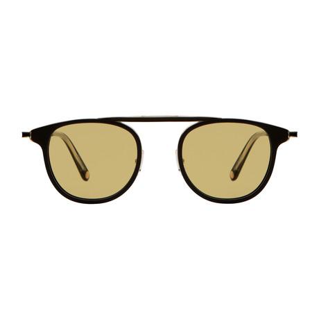 Unisex Van Buren Combo Sunglasses // Matte Black Gold