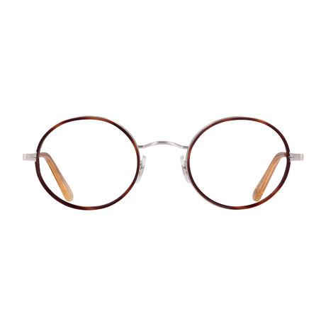 Unisex Linden Optical Frames // Sienna Tortoise + Silver Blonde