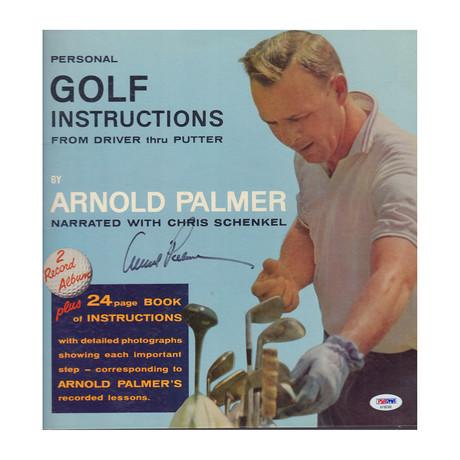 Arnold Palmer RARE LP