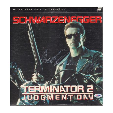 Arnold Schwarzenegger Terminator LP