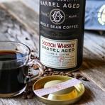 Scotch Whisky Barrel Aged Coffee + Bourbon Barrel Aged Coffee // Set of 2