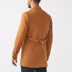 Zachariah Coat // Camel (Euro: 46)