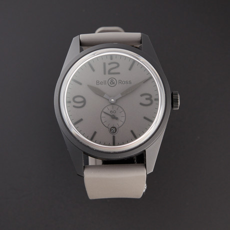 Bell & Ross Automatic // BRV123-COMMANDO // Pre-Owned