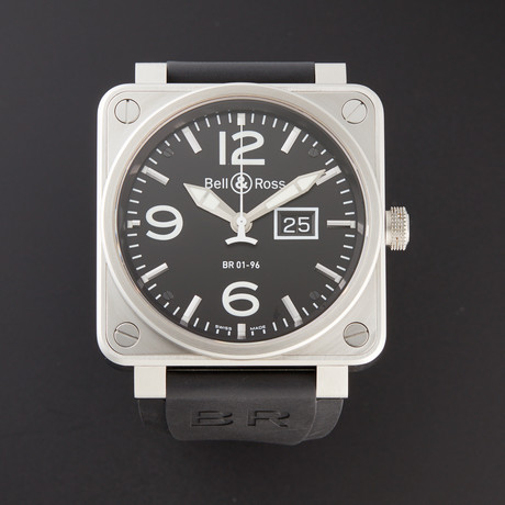 Bell & Ross Automatic // BR01-96-S // Pre-Owned