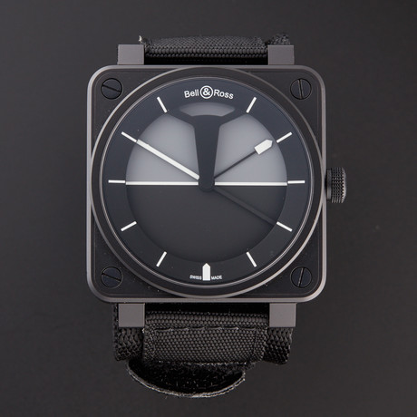 Bell & Ross Automatic // BR01-92-HORIZON // Pre-Owned