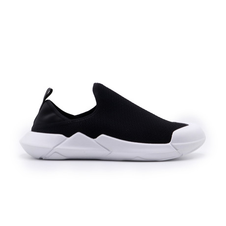 Convertible Slip-Ons // Vanta Black + White Soles (US: 9)