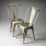Brooklyn Iron Side Chair