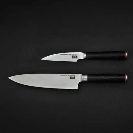 Essential Set // Classic Gyuto + Paring Knife